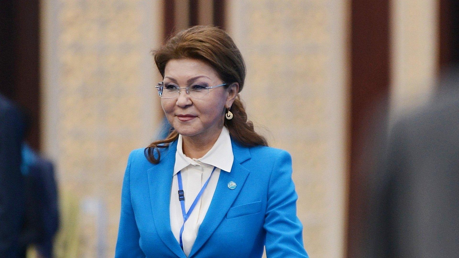 Пост Токаева в Сенате заняла Дарига Назарбаева