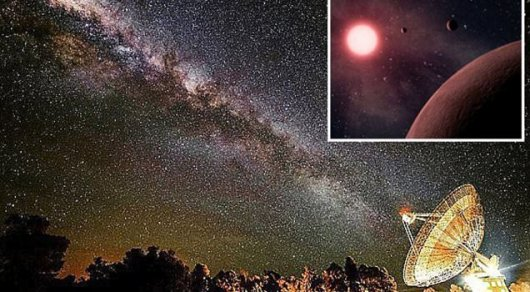 Найдена планета-двойник Земли с подходящими для жизни условиями