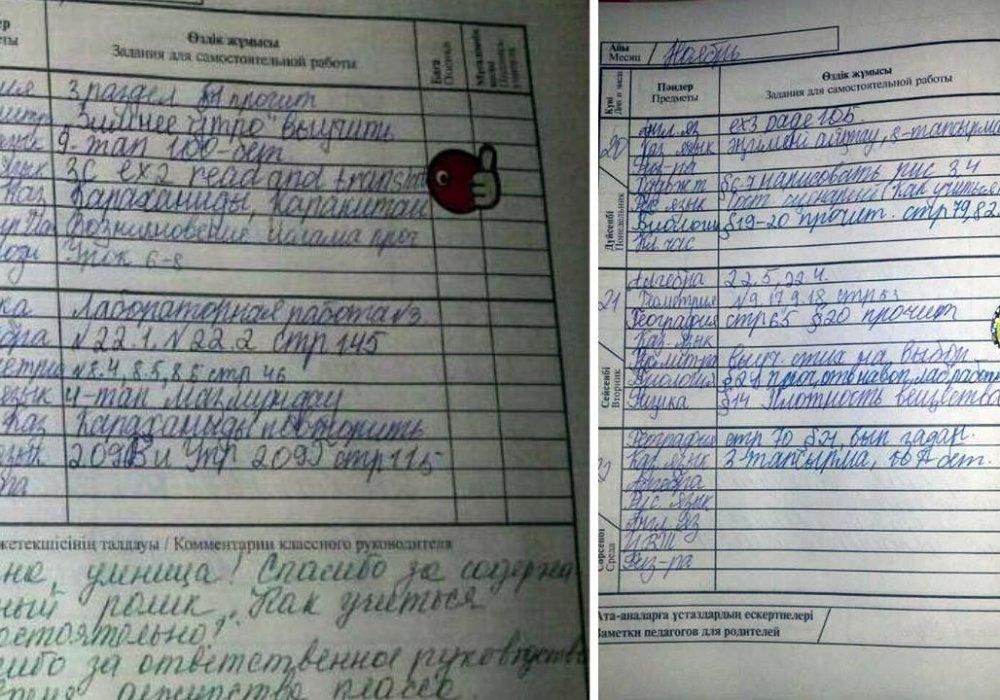 Зачем учителя ставят смайлики в дневниках, объяснили специалисты