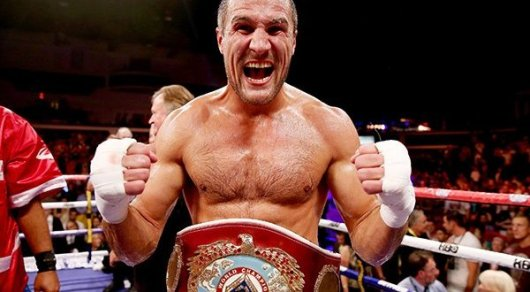 Житель россии Ковалев завоевал титул чемпиона мира поверсии WBO