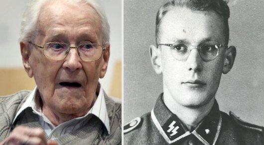 Суд оставил втюрьме 96-летнего экс-сотрудника концлагеря Гренинга