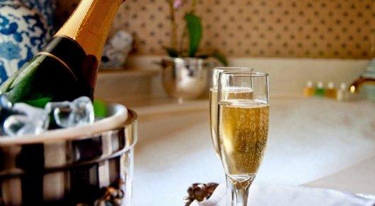 Секс что лучше вино или шампанское