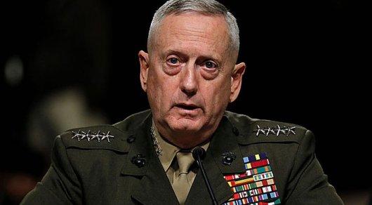 Руководитель Пентагона назвал непродуктивными переговоры поСирии вАстане