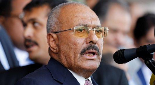 Экс-президента Йемена похоронили без почестей