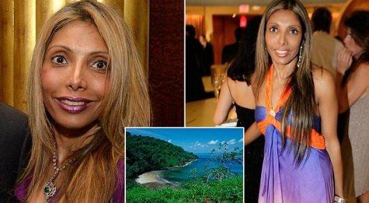 ВКоста-Рике натуристку изсоедененных штатов напала акула
