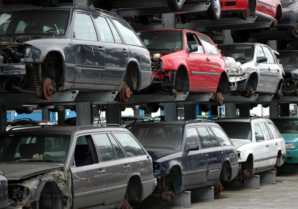 Назарбаевзапустил предприятие по утилизации автомобилей