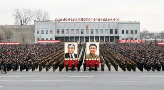 США, Япония иЮжная Корея начали общие учения ВМС