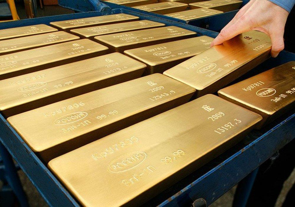 """""""Золотой стандарт"""" России и Китая положит конец доминированию доллара - эксперт"""