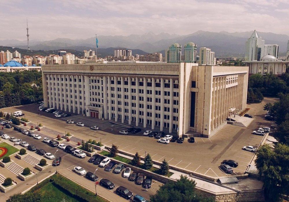 Назван бюджет Алматы на 2018 год