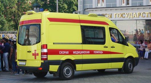 ВКазахстане перекрасят машины «скорой помощи»