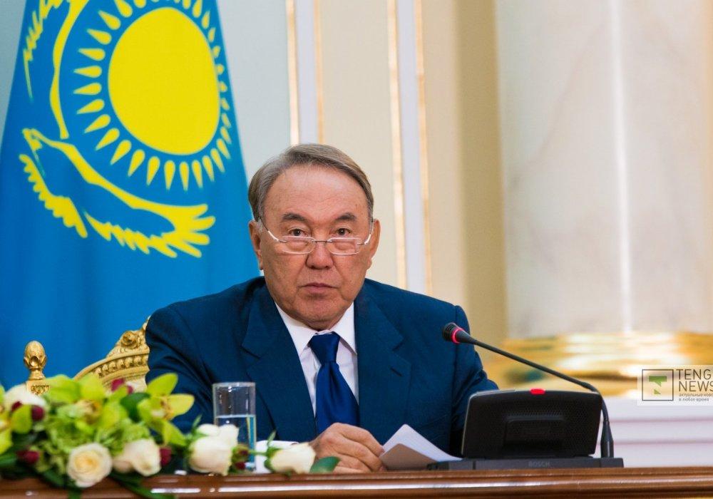 Назарбаев переименовал район в Акмолинской области