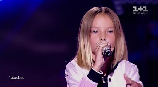 Вфинале «Голоса.Дети» MONATIK спел ссобственными подопечными