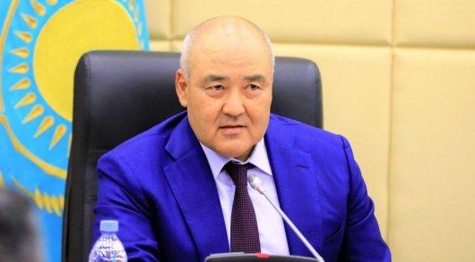 Шукеев сменил Мырзахметова напосту вице-премьера и руководителя МСХ