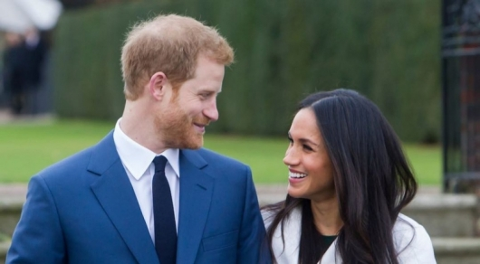 Объявлена дата свадьбы принца Гарри и артистки Меган Маркл