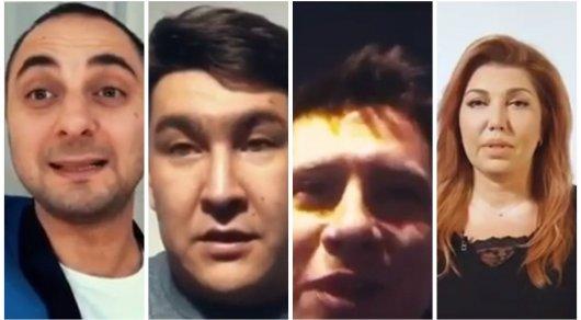 Вэфире ТНТ появился ролик сизвинениями перед ингушами