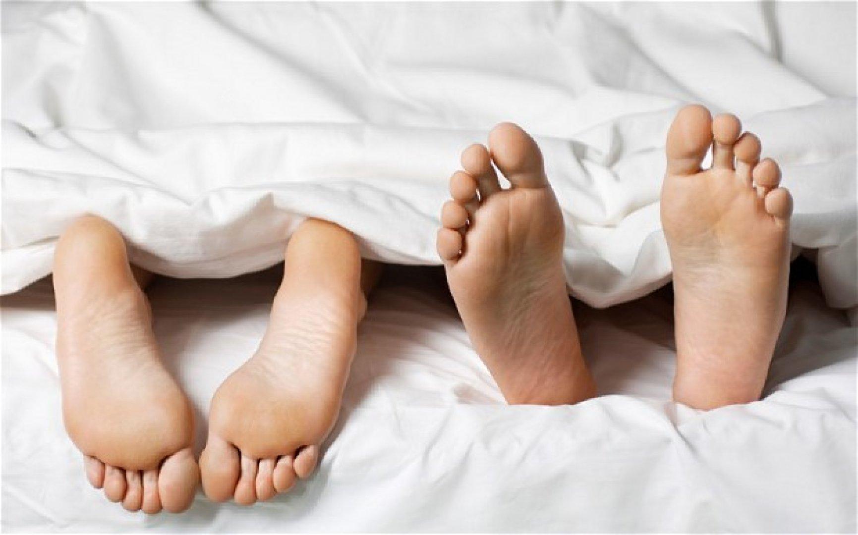 Любимая в сексе охладела