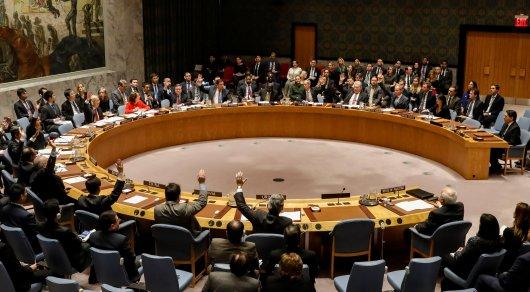 ВОрганизации Объединенных Наций Российскую Федерацию назвали оккупирующей державой