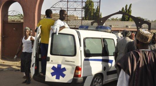 Кровавая свадьба: ВНигерии вДТП погибло 11 подружек невесты