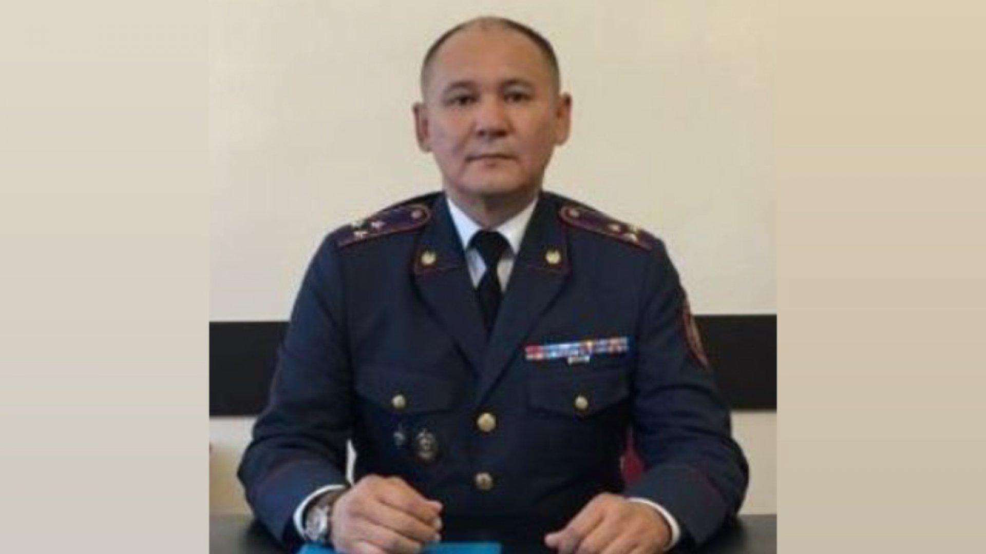 Назначен заместитель МВД РК