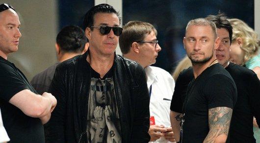 Несвязывайтесь срусскими, они нас всегда «уничтожали»— Солист Rammstein