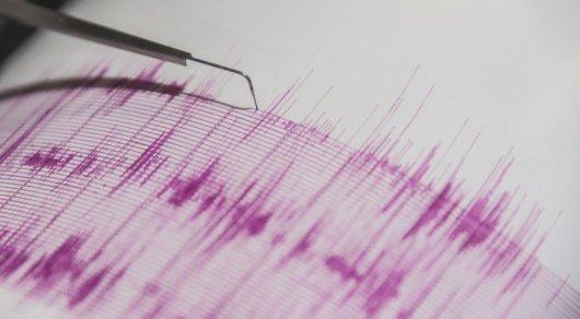 Землетрясение силой 2 балла случилось вАлматы