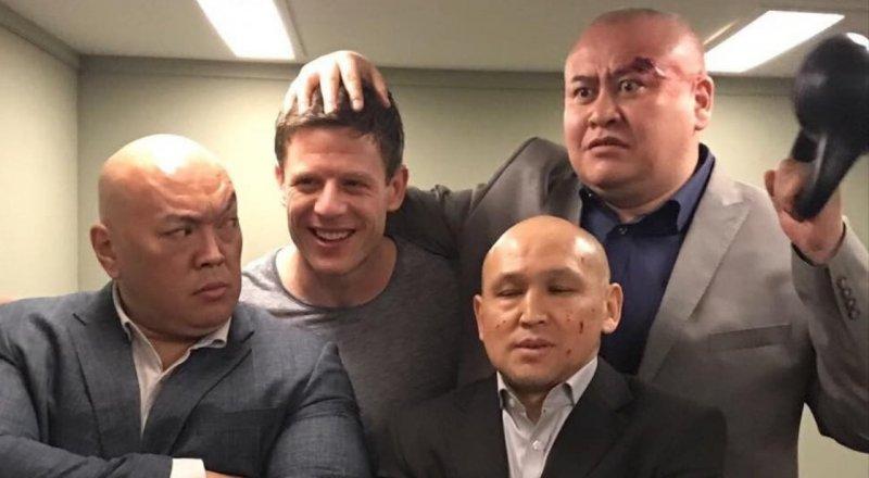 Казахстанские актеры рассказали о съемках в телесериале ...