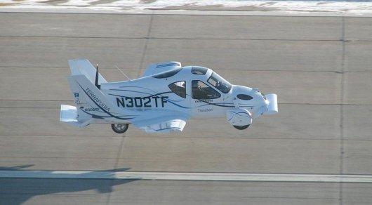 Через три года в Российской Федерации презентуют летающий автомобиль