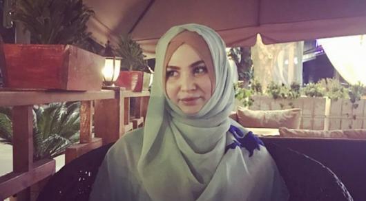 Сестра в хиджабе секс