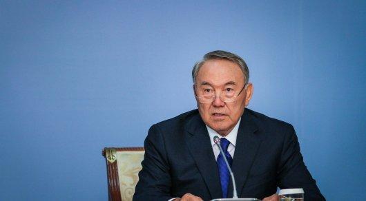 Знание русского языка остаётся важным для казахов— Назарбаев