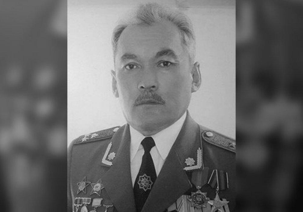 Скончался ветеран таможенной службы Казахстана