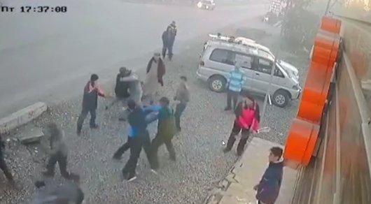 Суд оштрафовал участников массовой потасовки вКараколе