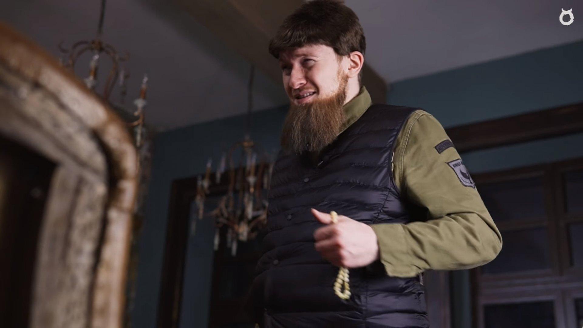 Кадыров рамзан ролик порно