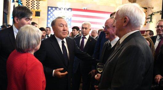 Назарбаев: Казахстан волнуют «ушедшие наноль» отношения США и РФ