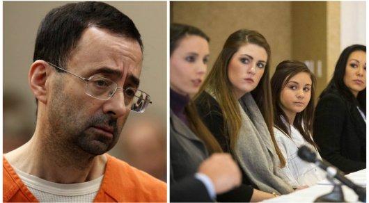 Прежнего медсотрудника сборной США погимнастике приговорили к125 годам тюрьмы