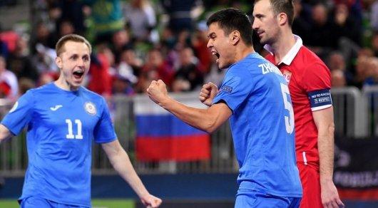 Мини футбол чемпионат европы 2016 финал испания казахстан