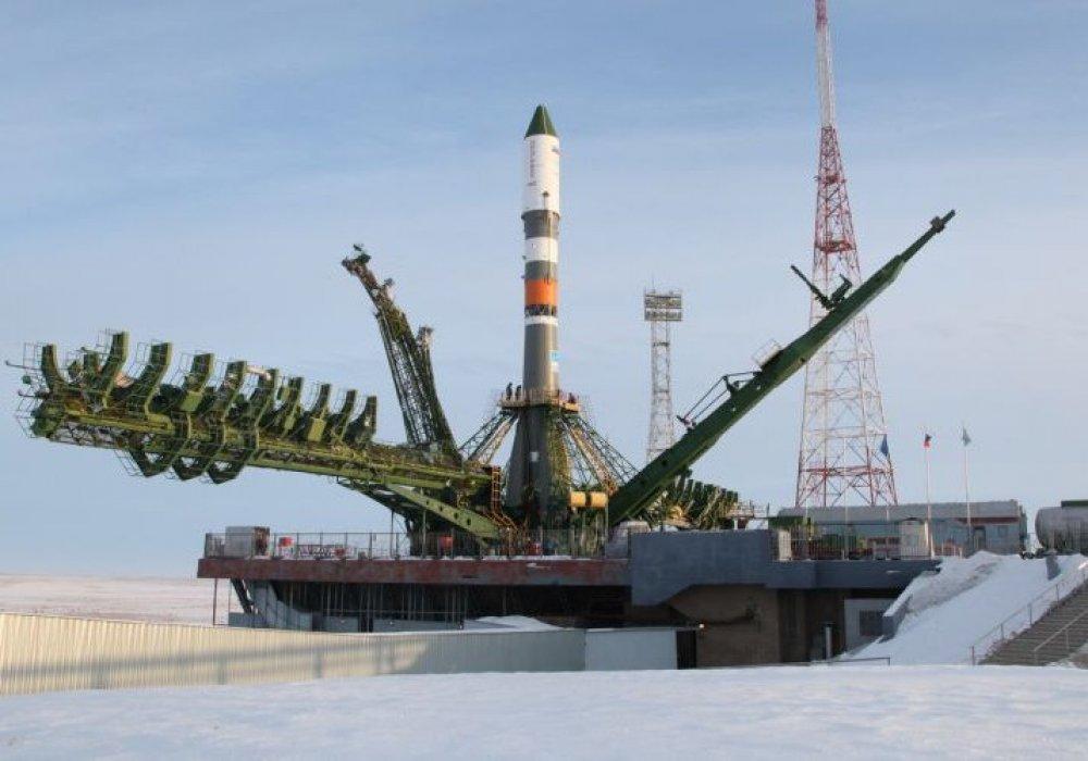 Космический грузовик планируют запустить с Байконура 13 февраля