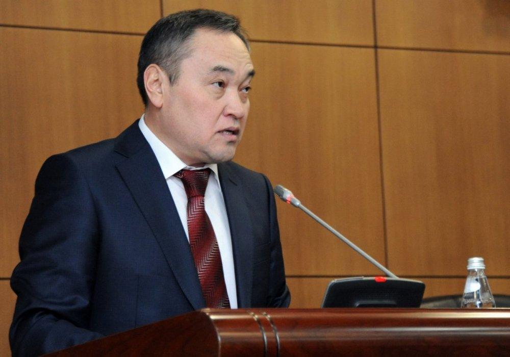 Дархан Мынбай стал депутатом Мажилиса