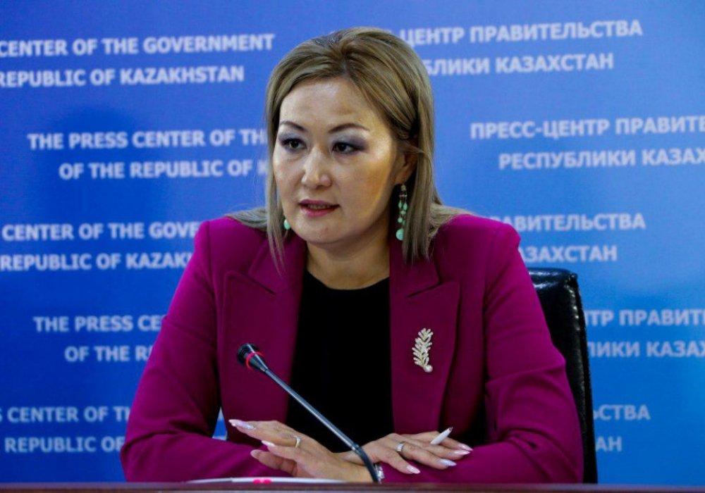 Вице-министр образования и науки озвучила свою зарплату