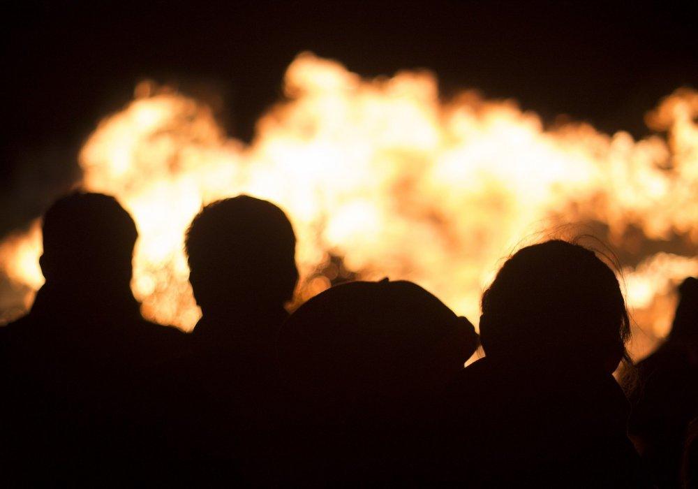 Бизнесмена в Узбекистане избили и заживо сожгли