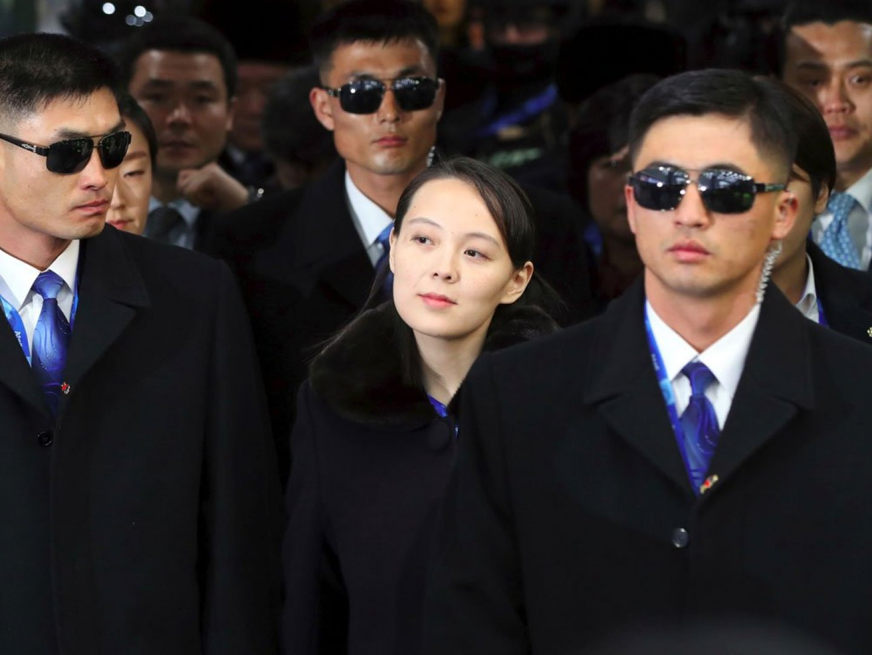 Во Владивосток прибыла сестра лидера КНДР Ким Чен Ына