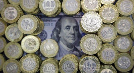 Озвучен размер внешнего долга Казахстана