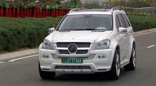 25 бронированных Mercedes-Maybach выставлены на акцию распродажи