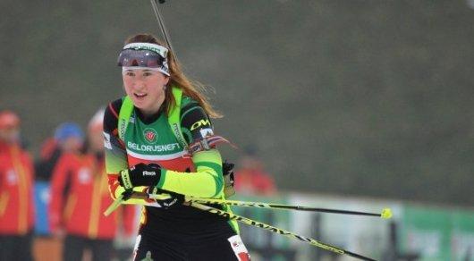Дарья Домрачева стала самой титулованной вистории Олимпийских игр биатлонисткой