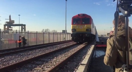 Встолице Англии появятся поезда насолнечной энергии
