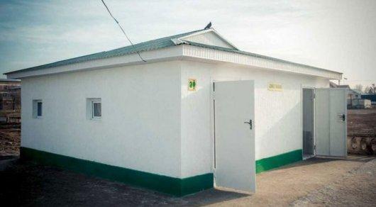 Общественный туалет в Жетысае. © Otyrar.kz