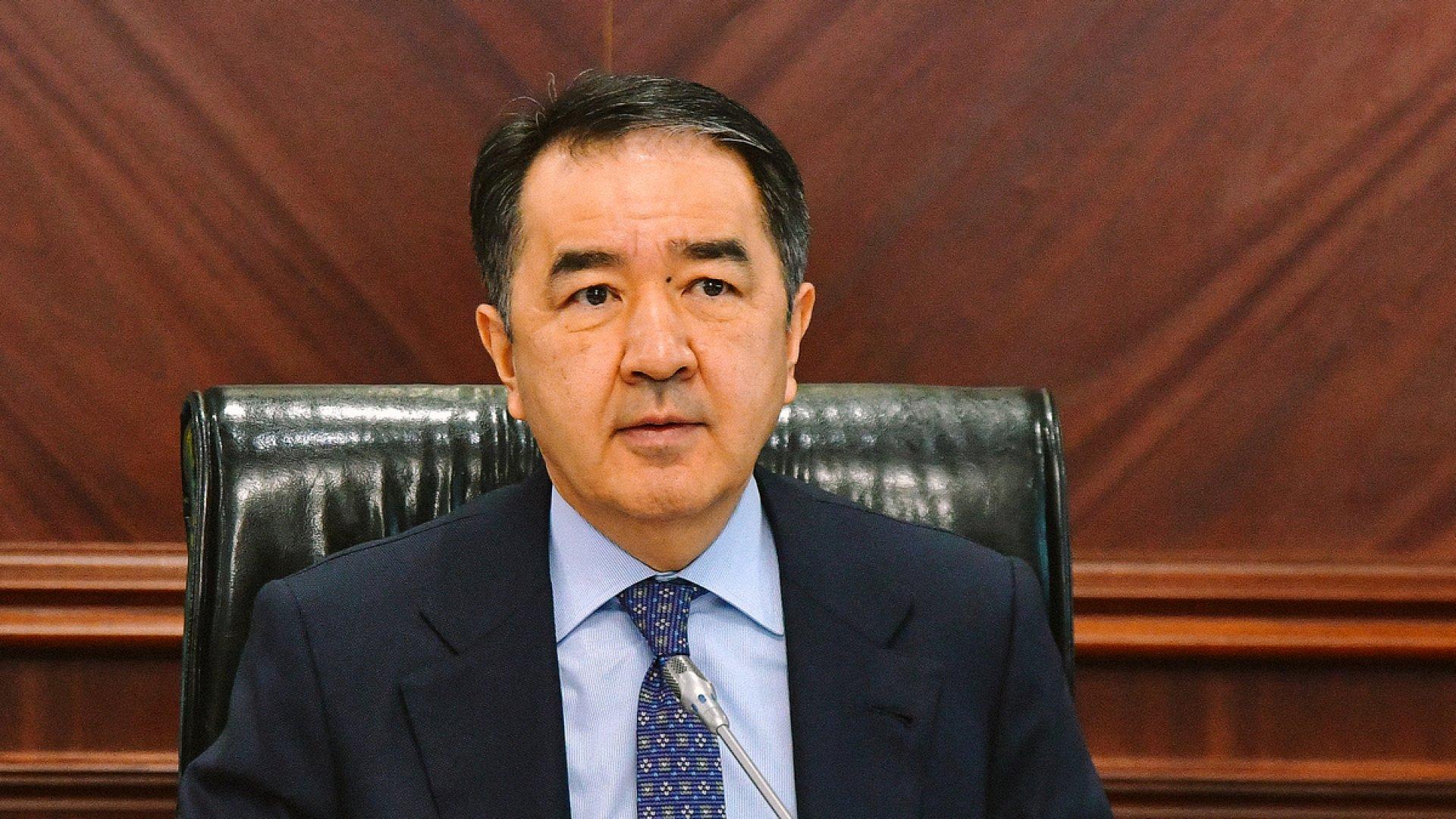 Госсекретарем РК назначен Бакытжан Сагинтаев