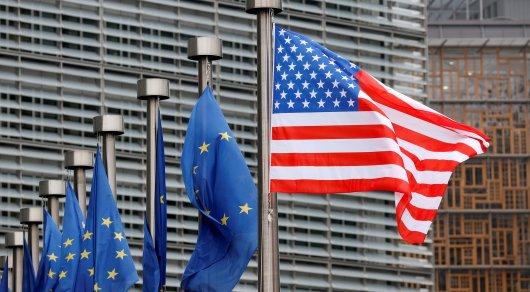 Европейская комиссия  ответит Трампу пошлиной в25% наимпорт изсоедененных штатов