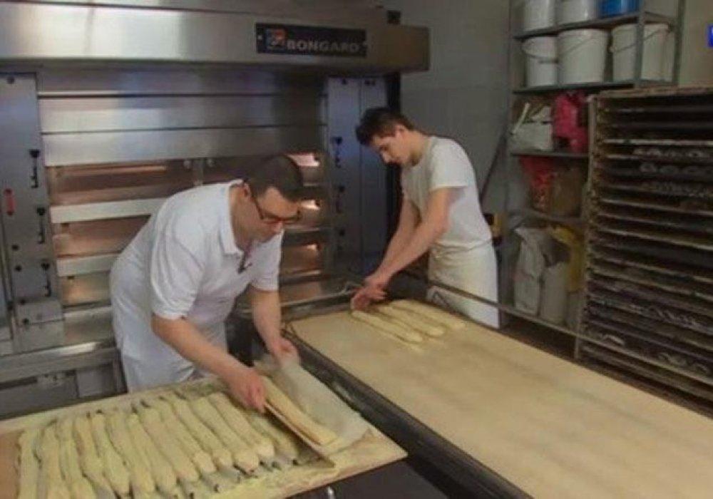 Пекаря изФранции оштрафовали затрудолюбие