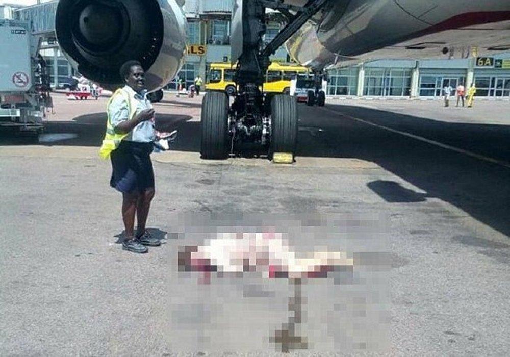 Стюардесса Emirates погибла, выпав с самолета