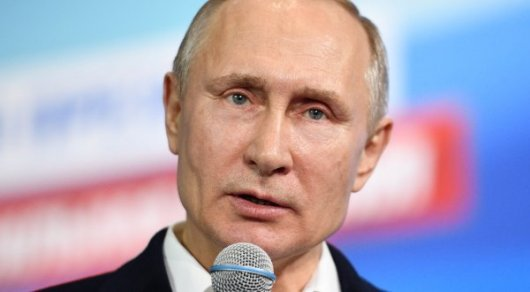 Time поместил наобложку В.Путина вкороне